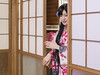 Young woman in kimono opening shoji slide door (Apricot Cafe) Tags: img25812 asia asianandindianethnicities higashichayamachi ishikawaprefecture japan japaneseethnicity japaneseculture kanazawa kimono sigma35mmf14dghsmart architecture artscultureandentertainment charming cheerful citylife cultures day enjoyment entering fashion freedom freshness hairaccessory happiness house indoors lifestyles longhair oldfashioned oneperson onlywomen opening photography relaxation shoji smiling springtime straighthair tatamimat threequarterlength tourism tradition traditionalclothing tranquility travel traveldestinations washitsu weekendactivities women youngadult kanazawashi ishikawaken jp