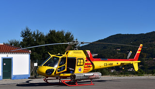 CS-HMI Eurocopter AS350B3 Ecureuil