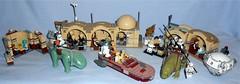 Lego - Mos Eisley Cantina Sets (Darth Ray) Tags: lego starwars moseisley cantina sets star wars mos eisley 4501 75052 75205