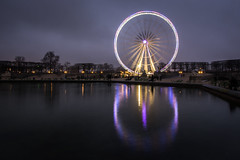 Grand Roue, Paris, France