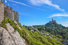 Sintra - 15 (coopertje) Tags: portugal sintra castle architecture