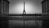 Iron and Soul (TS446Photo) Tags: paris nikon zeiss classic wet blur motion iron soul damp monochrome noiretblanc