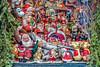 Santa's on display (David DeCamp) Tags: christmas santa decoration doll art figurine season