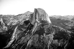 Glacier Point (Thomas Hawk) Tags: america california gyosemite2011 gyosemite2012 glacierpoint halfdome usa unitedstates unitedstatesofamerica yosemite yosemitenationalpark bw fav10 fav25 fav50