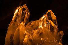 Candle lit crystals (x-raymond) Tags: rock crystal candlelight candle light macro hex glass stone geometrical hexagonal clear warm macromondays closeup art litbycandle contrast camera digital longexposure long golden canon eos castle lens bright dark cof028 sidelit cof029mari cof029hole cof029dmnq cof029chon