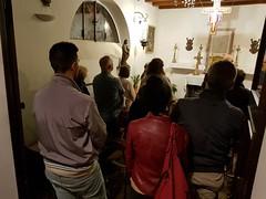 """28.10.2017 Anniversario della fondazione della parrocchia,dopo la Messa e la cena  il Rosario alla madonna che scioglie i nodi-2 • <a style=""""font-size:0.8em;"""" href=""""http://www.flickr.com/photos/82334474@N06/38234454255/"""" target=""""_blank"""">View on Flickr</a>"""