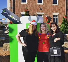 IG - modernmalespas (Dublin, Ohio, USA) Tags: dublinishome social media campaign holidays christmas gift box historic dublin downtown coffman park recreation center
