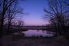 laguna (miguelangelortega) Tags: lake lago laguna lagoon water noche anochecer sunset árboles invierno hojas tree forest blue bluehour reflejos reflection cuenca spain españa fuentes nikon d7100 1020
