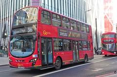 Go-Ahead London Volvo B9 WVL294 LX59CZM on route 36 (howtrans38) Tags: go ahead london volvo b9 wvl294 lx59czm
