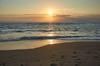 jlvill 056 Un atardecer y unas pisadas (jlvill) Tags: ocaso atardecer mar arena pisadas naturaleza sol horizonte 1001nights 1001nightsmagiccity