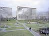 Jastrzębie-Zdrój, Poland. (wojszyca) Tags: fuji fujica gsw680iii 6x8 120 mediumformat kodak portra 160 gossen lunaprosbc epson v800 city urban architecture doom socialist modernism towerblock