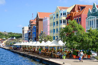 Curacao - Historic area of Willemstad