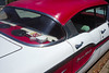 Pontiac and model (ADMurr) Tags: leica m240 50mm zeiss planar pontiac car model automobile red white la m0001701 superchief 1957