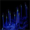 Baker's Dozen (Armin Fuchs) Tags: arminfuchs candles blue bakersdozen baker dozen zen 13 thirteen flames teufel light sand