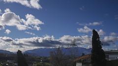 Sierra del Aramo (Jusotil_1943) Tags: 010118 nubes clouds paisaje montañas landscapes cipreses nwn