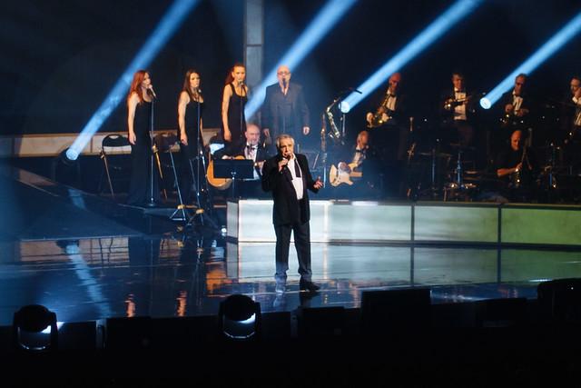 Michel Sardou : La Dernière Danse - La Seine Musicale, Paris (2018)