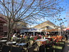 Outdoor cafes, January in Ifrane, Morocco (Paul McClure DC) Tags: morocco ifraneprovince maroc almaghrib jan2017 ifrane middleatlas architecture