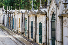 terraced house (ignacy50.pl) Tags: cemetery graves people lisbon tradition architecture style details colorful pattern old reportage cityscape