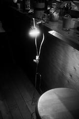 ライト (frenchvalve) Tags: ライト light counter monochrome bw