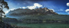 Throwback... (der_peste (on/off)) Tags: panorama landscape bavaria garmischpartenkirchen eibsee lake moutains alps summer throwback sky water forests