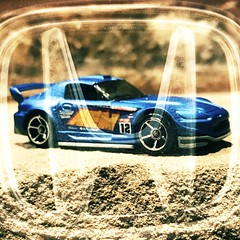 S2000 (-SOLO--) Tags: honda s2000 hotwheels macromondays doubleexposure 7dwf macro close up