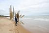 Omaha Beach, Normandy (Gerry van Gent) Tags: omahabeach ddaylandings worldwarii saintlaurentsurmer shore normandy france battlefield oorlog tweedeoorlog ddayoverlord