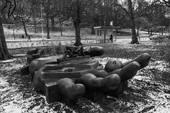 location, location (louys:) Tags: eduardopaolozzi fuji xt2 xf1855mmf284rlmois sculpture publicart londonroad