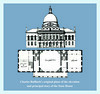 State House Plans (State Library of Massachusetts) Tags: massachusetts architecture styles federalperiod massachusettsstatehouse plans charlesbullfinch
