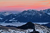 Sunset Panorama - Sudelfeld, Bavaria (W_von_S) Tags: sudelfeld sunset sonnenuntergang berge mountains alpen alps wolken clouds schnee schneelandschaft snow snowscape snowlandscape winter winterlandschaft winterpanorama wintertime landschaft landscape panorama paysage paesaggio natur nature wvons werner sony sonyilce7rm2 outdoor januar january 2018 bavaria bayern snowshoehike