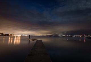 West Kirby Marine Lake @7:12am