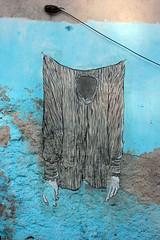 BOMBAY SASSOON DOCK 11.2017 (Ella & Pitr) Tags: ellapitr anamorphosis art landart oeuvre india street mumbai bombay sassoon dock inde mural wall ella pitr fish indian