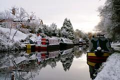 Shropshire Union Canal, Gnosall (Ugborough Exile) Tags: gnosall stafford staffordshire midlands england uk sony a6300 2017