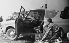 På Gotland (Ken-Zan) Tags: fordanglia scanned repro radio sommar picnic kenzan ljunghav