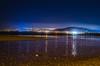 DSC_4143 (gethynleaves17) Tags: nikon nighttime nightphotography porttalbot beach lights colour like comment