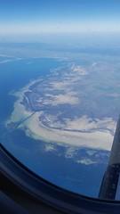 Port Pirie (cathm2) Tags: australia aerial flying plane travel southaustralia sea coast