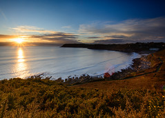 Caswell Bay (gdjenk84) Tags: caswell bay swansea gower wales nikon d7100 landscape seascape sunset lee filters