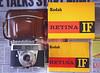 Camera of the Day - Kodak Retina IF (Type 046), Box & User Guide (in french) (TempusVolat) Tags: picmonkey gareth wonfor tempus volat mrmorodo garethwonfor tempusvolat camera vintage vintagecamera 35mm film kodak retina if retinaif type046 046