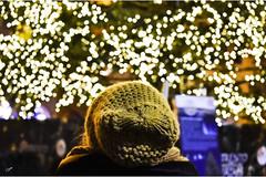 Esprimi un desiderio - Make a wish (Fede Z.) Tags: bokeh light luci christmas natale wish