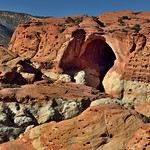 Cassidy Arch and a Landscape Setting with the Waterpocket Fold (Capitol Reef National Park) thumbnail