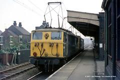 Photo of 28/08/1973 - Darnall, Sheffield, South Yorkshire.