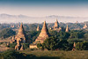 Landscape view with old temples Bagan Myanmar (Patrick Foto ;)) Tags: ancient archaeological archaeology archeology architecture asia asian attraction bagan beautiful buddhism buddhist burma burmese culture dawn destination early famous heritage landmark landscape light mandalay morning myanmar mystery old pagoda pagodas religion religious ruins sacred scenery scenic shrine site spiritual stupa sunrise sunset temple temples tourism tourist travel view world worship nyaungu mandalayregion myanmarburma mm