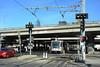 LOS ANGELES--230 at Flower/18th Street OB (milantram) Tags: electricrailtransport railsystemslosangeles losangeles lacmta blueline streetcars trolleys trams lightrail