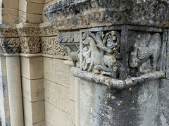 Gensac-la-Pallue - Saint-Martin (Martin M. Miles (on the road again...)) Tags: gensaclapallue saintonge stylesaintonge poitevine poitou frieze poitoucharentes nouvelleaquitaine charente 16 france
