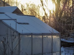 December sunrise (Sivakovin) Tags: tampere winter sunrise joulu