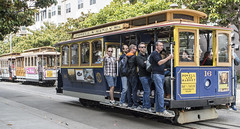 DSC_0180 (theresamaheux) Tags: california travel photography nikonphotography nikon nikond3200 adventure sanfrancisco train trolley thumbsup powellandmason historical