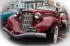 Auburn 876 Speedster (clive_metcalfe) Tags: auburn automobile classiccar vintageautomobile v8 red