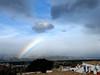 the end of the rainbow (Marlis1) Tags: arcoiris arcodesantmarti regenbogen rainbow tortosacataluñaespaña panasonictz91 marlis1 baixebre elsports weatherphotography