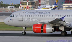 OY-KBR LMML 27-12-2017 (Burmarrad (Mark) Camenzuli Thank you for the 10.3) Tags: airline scandinavian airlines sas aircraft airbus a319132 registration oykbr cn 3231 lmml 27122017