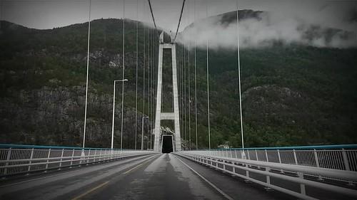 Tiefbau in Norwegen