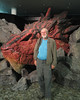 2017-111702 (bubbahop) Tags: 2017 newzealand wellington airport smaug thehobbit movie dragon bubbahop